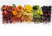 تشخیص خواص میوه ها از رنگ
