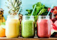رابطه بین مواد غذایی و رنگها
