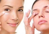 روش جلوگیری از پف چشمها