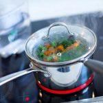 روش ساده برای بخارپز کردن غذا