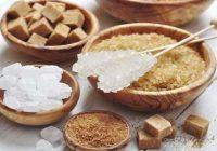 شیرین کننده های سالم