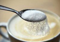 شیرین کننده های کم کالری