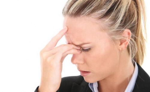 علائم و نشانه های سینوزیت