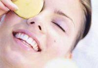 ماسک سیب زمینی برای زیبایی پوست