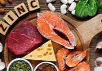 منابع غذایی زینک