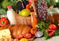 مواد غذایی به تفکیک سردی و گرمی