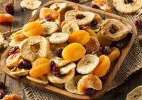 میوه های خشک خوب است یا بد؟