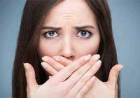 هفت دلیل که باعث بوی بد دهان میشود