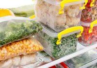 چند روش برای فریز کردن مواد غذایی