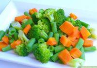 ۴ سبزی، ۴ توصیه