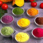 روش تهیه رنگ خوراکی طبیعی