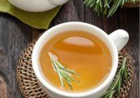 فواید شگفت انگیز چای رزماری