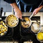 4 تکنیک برای آشپزی بی خطر