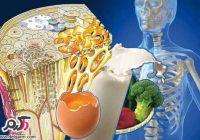 غذاهای مضر پوکی استخوان