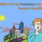 آلودگی هوا و اثرات آن بر سلامت
