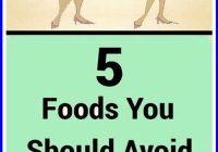 این غذاها را بعد از ۳۰ سالگی مصرف نکنید