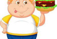 دلایل بروز چاقی در کودکان