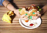 رژیم های غذایی نامناسب عمر را کوتاه می کند