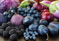 قدرت میوهها و سبزیجات بنفش
