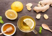 ۵ روش کاهش وزن با لیمو ترش و زنجبیل