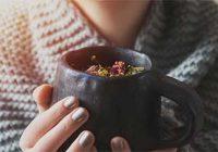 آرامش معده با چای